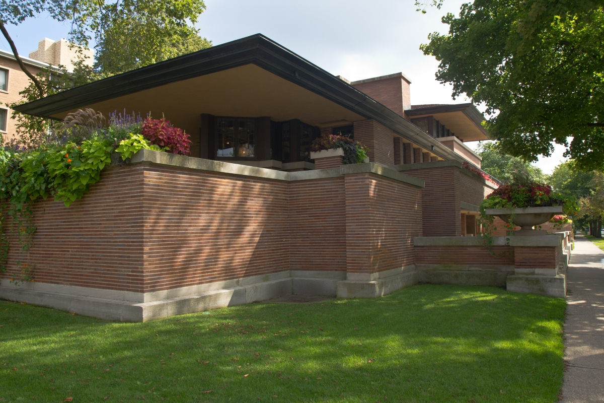 the frederick c robie house u2013 photography by rodney martin