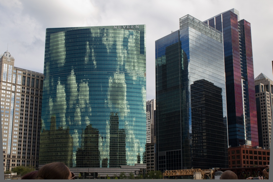 Chicago River Architectural Boat Tour