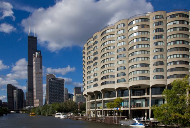 River City by Bertrand Goldberg Associates