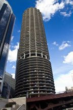 Marina City by Bertrand Goldberg Associates