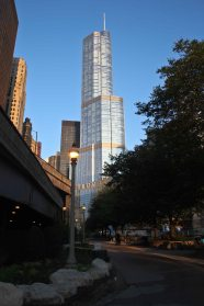 Trump International Hotel and Tower by Skidmore Owings and Merrill