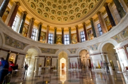 The Rotunda of the Elks National Memorial