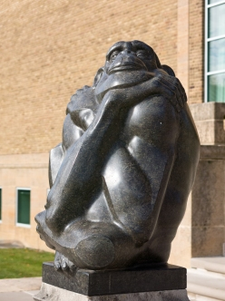 The Thinker, by Marshall Fredericks (1938)