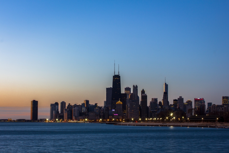 Chicago Skyline-3285