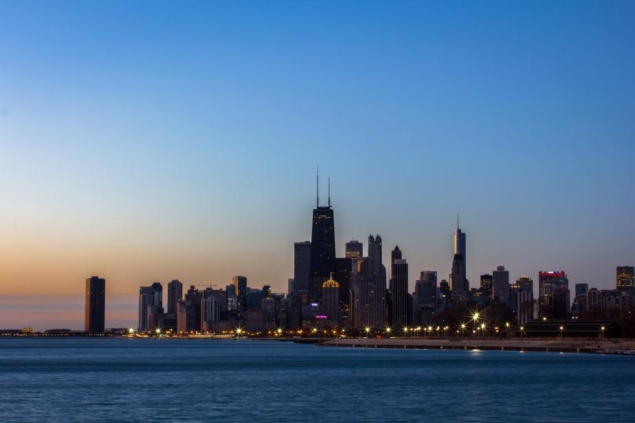 Chicago Skyline-3285
