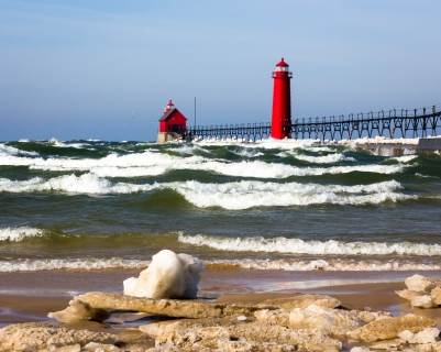 Grand Haven Lighthouse-3509