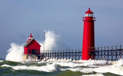Grand Haven Lighthouse-3521-2