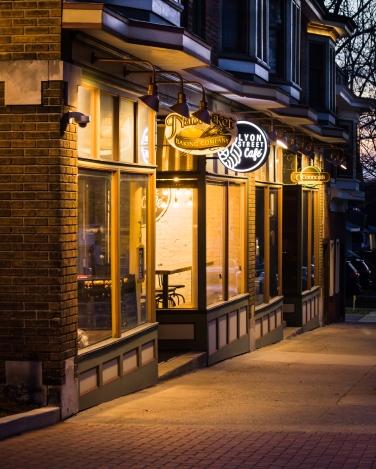 Nantucket Baking Company and the Lyon Street Cafe
