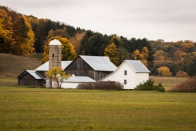 Point Oneida farm