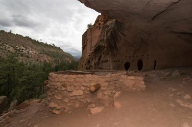 Bandelier-ceremonial cave-7522