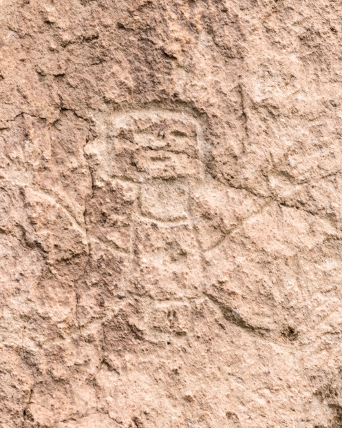 Bandelier - wall art-7491