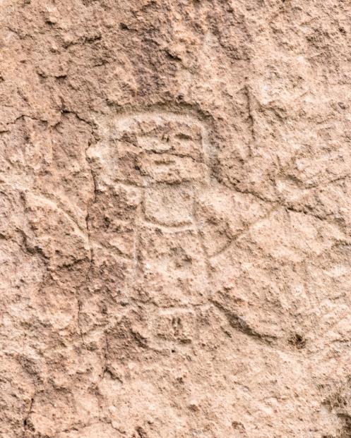 Bandelier - wall art-7491