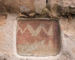 Bandelier - wall art-7494