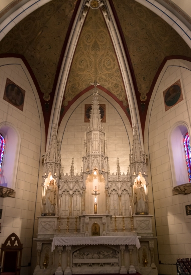 Loretto Chapel-7203