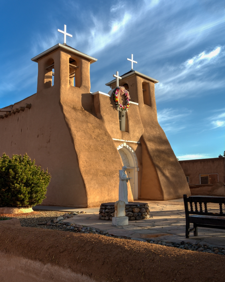 St Francis de Asis 7714-7719-
