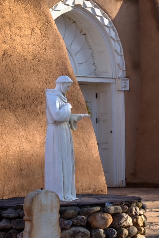 St Francis de Asis 7796-7-