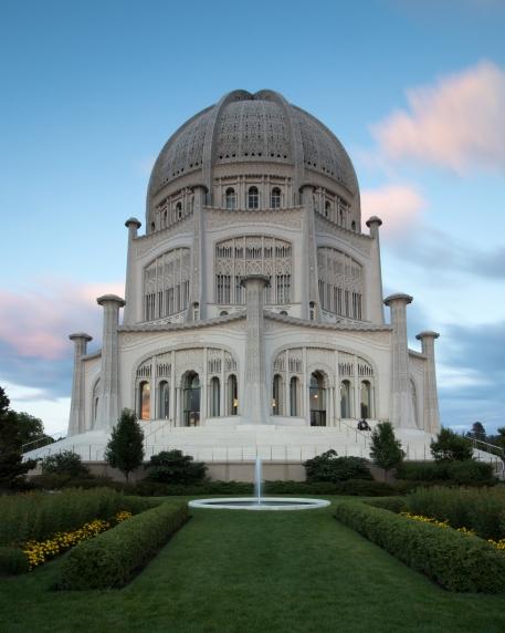 Bahai Temple-0289-2