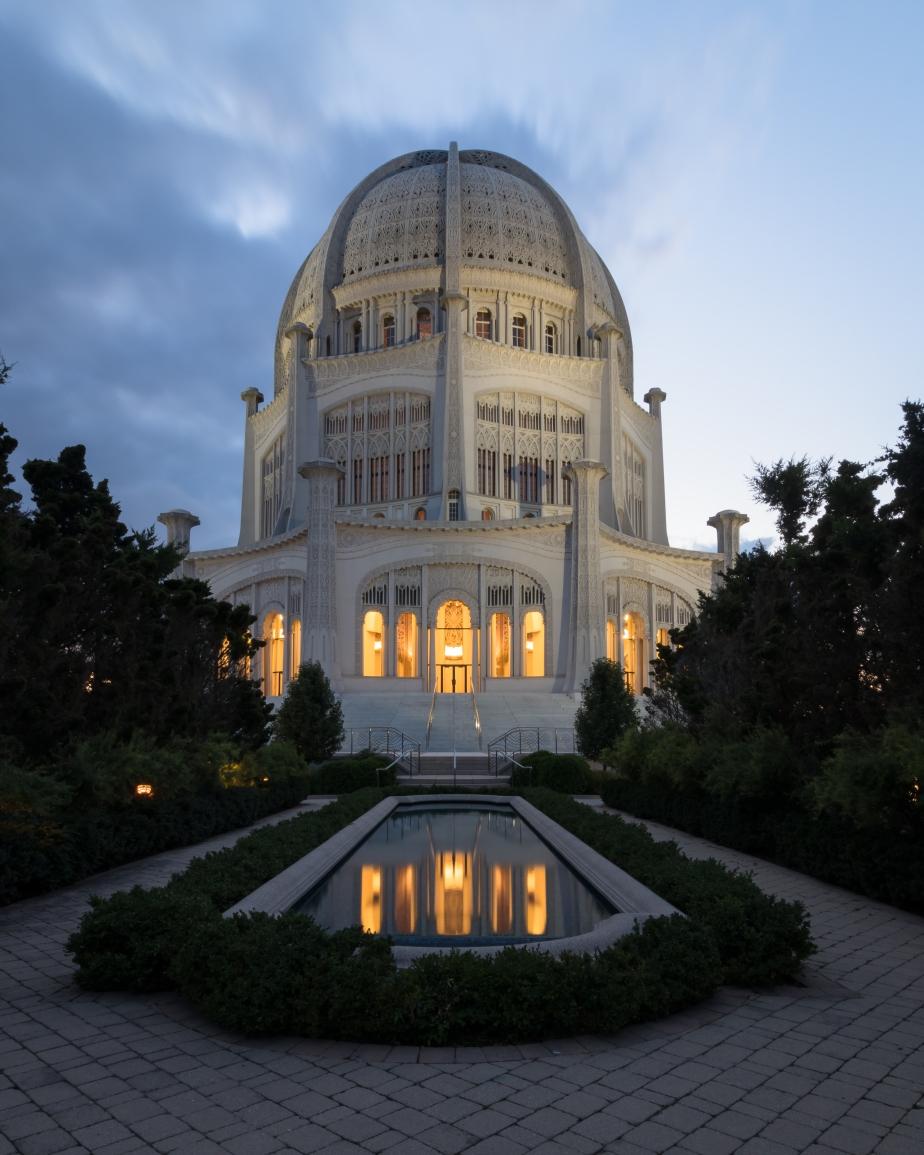 Bahai Temple-0309