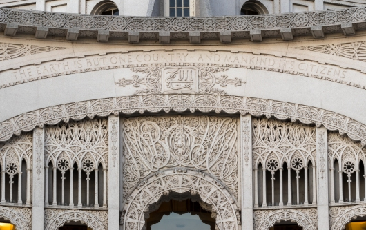 Bahai Temple-0327