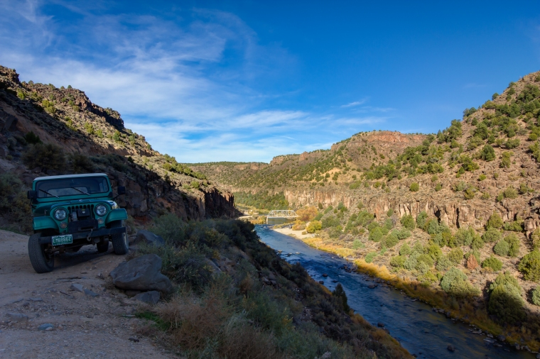Rio Grande Gorge-7-2