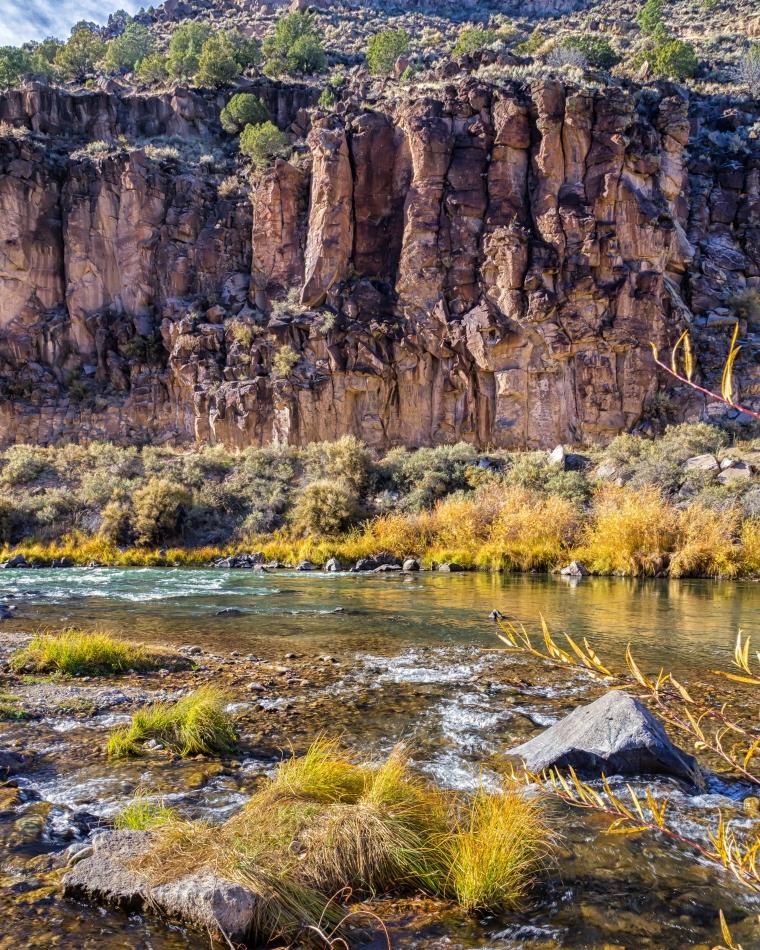 Rio Grande Gorge-