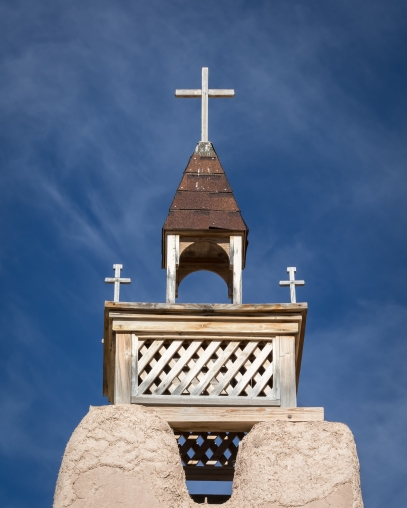 San Jose de Garcia Church - Trampas NM-1836