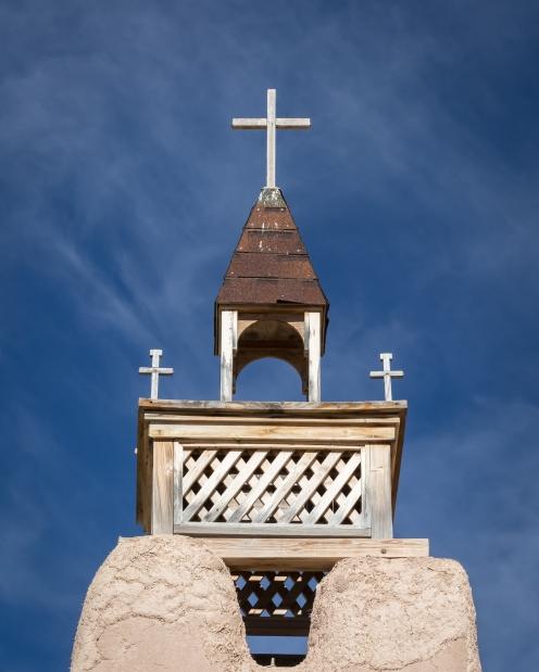 San Jose de Garcia Church - Trampas NM-1836
