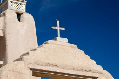 San Jose de Garcia Church - Trampas NM-1840