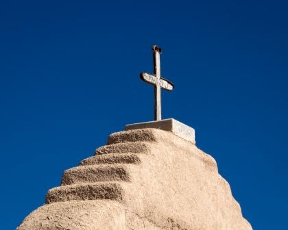 San Jose de Garcia Church - Trampas NM-1846