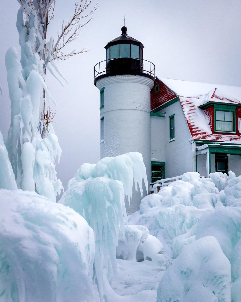 Point Beetsie Lighthouse- 7866a