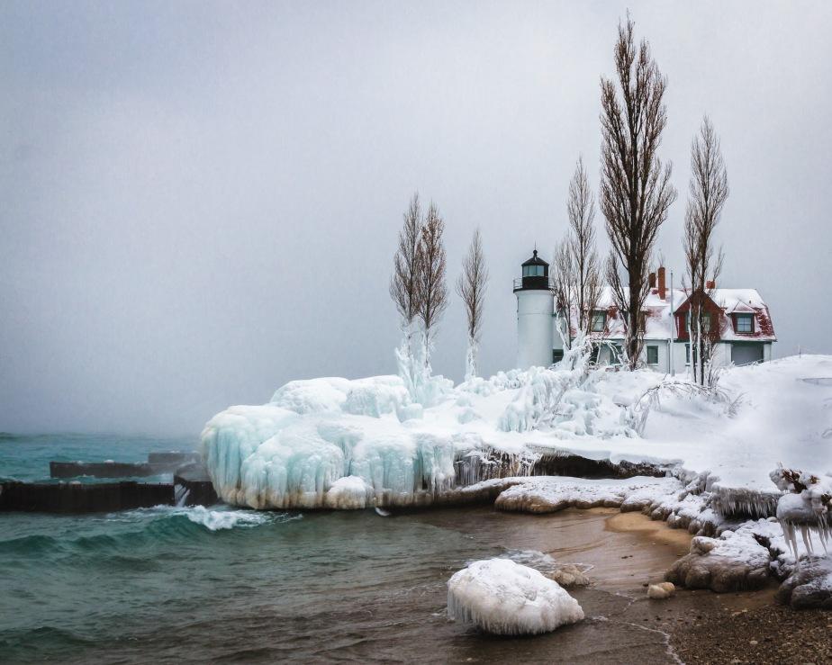 Point Betsie Lighthouse -7882a